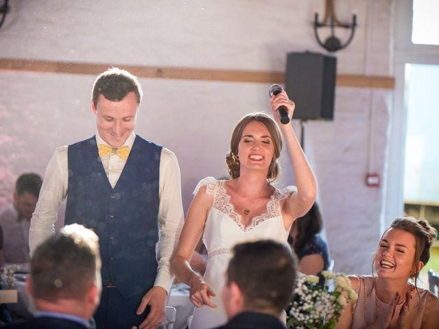 Le mariage de Florian et Amélie à Antrain, Ille et Vilaine 53