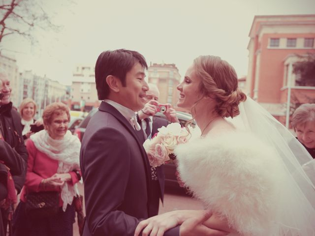 Le mariage de Khomdeth et Fleur à La Chapelle-Moutils, Seine-et-Marne 14