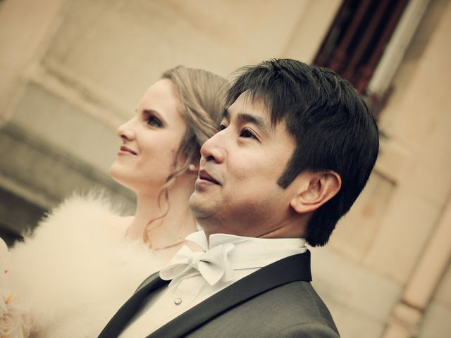 Le mariage de Khomdeth et Fleur à La Chapelle-Moutils, Seine-et-Marne 15