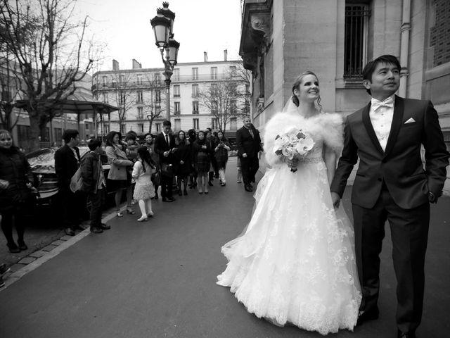 Le mariage de Khomdeth et Fleur à La Chapelle-Moutils, Seine-et-Marne 16