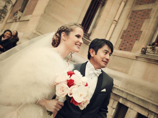 Le mariage de Khomdeth et Fleur à La Chapelle-Moutils, Seine-et-Marne 17