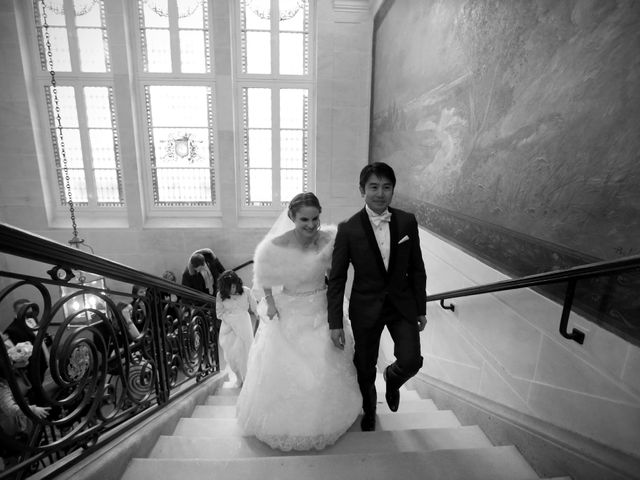 Le mariage de Khomdeth et Fleur à La Chapelle-Moutils, Seine-et-Marne 19