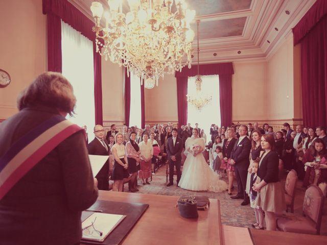 Le mariage de Khomdeth et Fleur à La Chapelle-Moutils, Seine-et-Marne 20