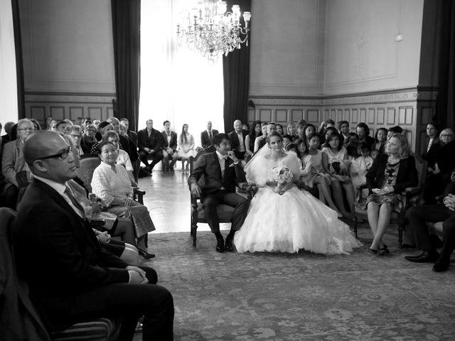 Le mariage de Khomdeth et Fleur à La Chapelle-Moutils, Seine-et-Marne 22