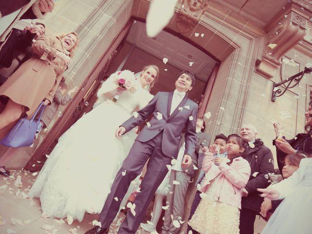 Le mariage de Khomdeth et Fleur à La Chapelle-Moutils, Seine-et-Marne 29