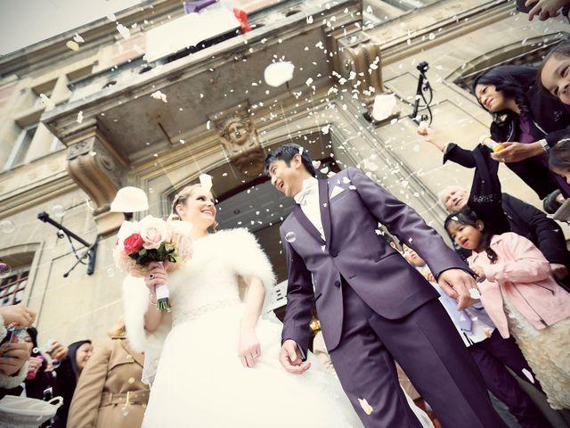 Le mariage de Khomdeth et Fleur à La Chapelle-Moutils, Seine-et-Marne 31