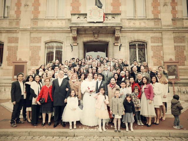 Le mariage de Khomdeth et Fleur à La Chapelle-Moutils, Seine-et-Marne 32