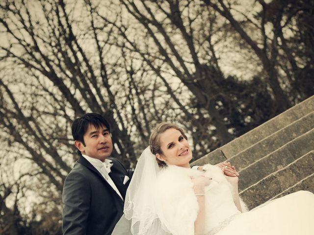 Le mariage de Khomdeth et Fleur à La Chapelle-Moutils, Seine-et-Marne 34