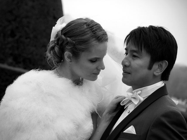 Le mariage de Khomdeth et Fleur à La Chapelle-Moutils, Seine-et-Marne 35