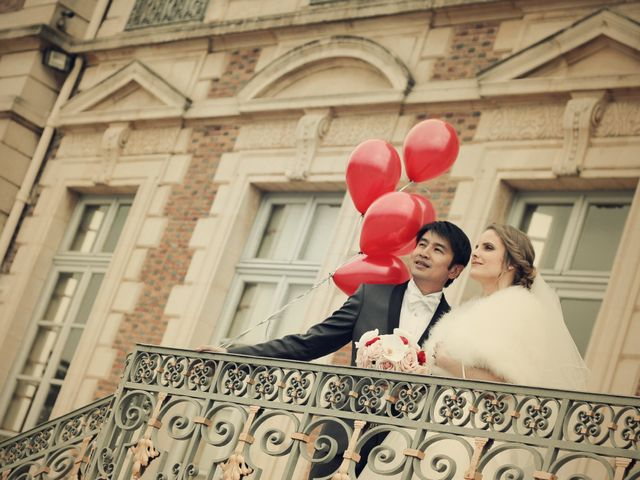 Le mariage de Khomdeth et Fleur à La Chapelle-Moutils, Seine-et-Marne 36