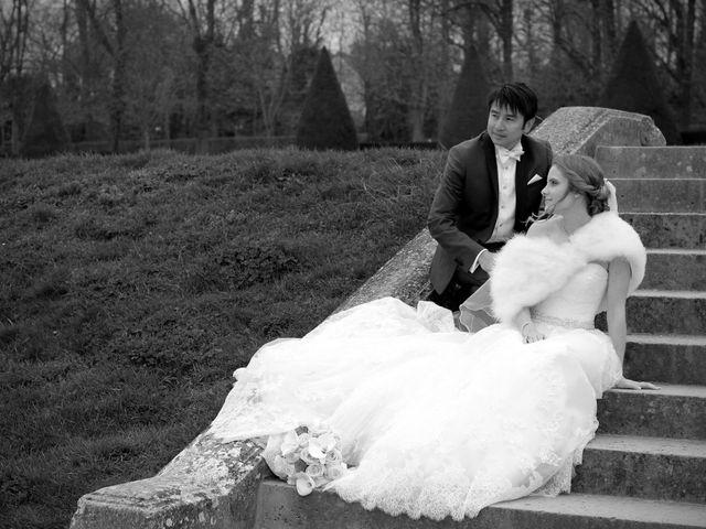 Le mariage de Khomdeth et Fleur à La Chapelle-Moutils, Seine-et-Marne 39