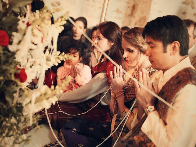 Le mariage de Fleur et Khomdeth