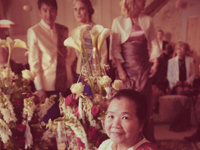 Le mariage de Khomdeth et Fleur à La Chapelle-Moutils, Seine-et-Marne 54