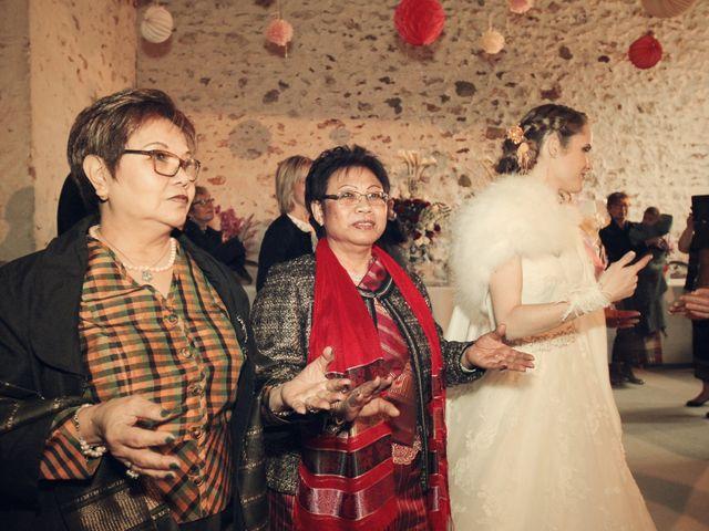 Le mariage de Khomdeth et Fleur à La Chapelle-Moutils, Seine-et-Marne 58