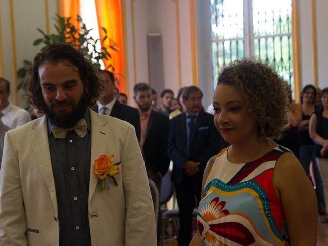 Le mariage de Fabrice et Mannu à Morsang-sur-Orge, Essonne 2