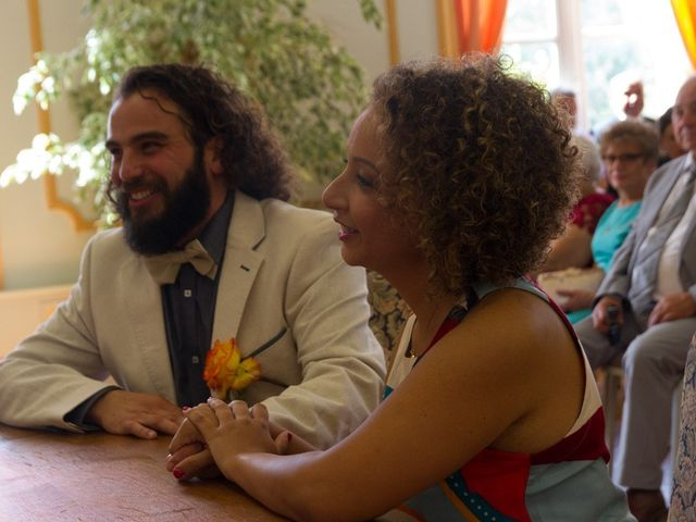 Le mariage de Fabrice et Mannu à Morsang-sur-Orge, Essonne 4