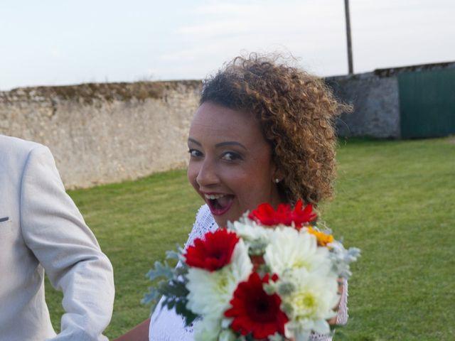 Le mariage de Fabrice et Mannu à Morsang-sur-Orge, Essonne 16
