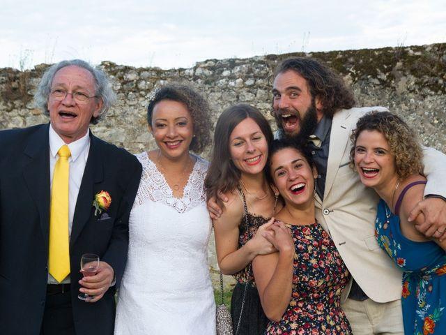 Le mariage de Fabrice et Mannu à Morsang-sur-Orge, Essonne 18