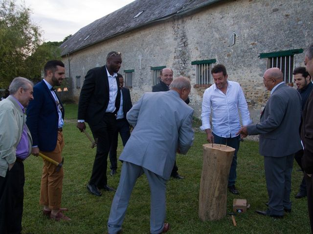Le mariage de Fabrice et Mannu à Morsang-sur-Orge, Essonne 22