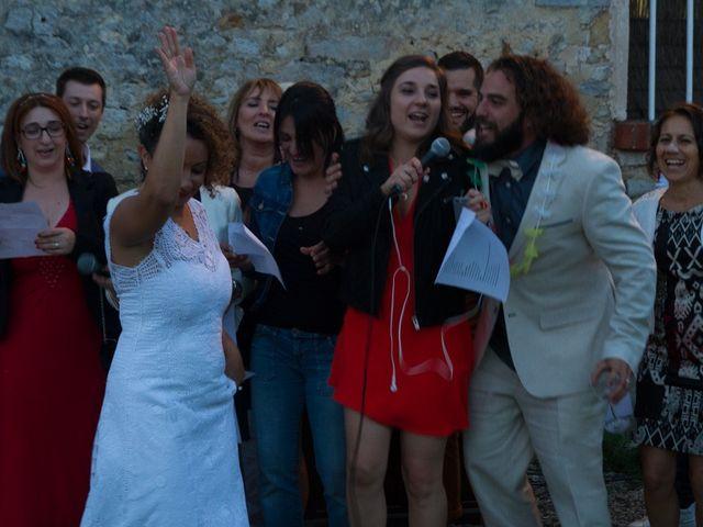 Le mariage de Fabrice et Mannu à Morsang-sur-Orge, Essonne 24
