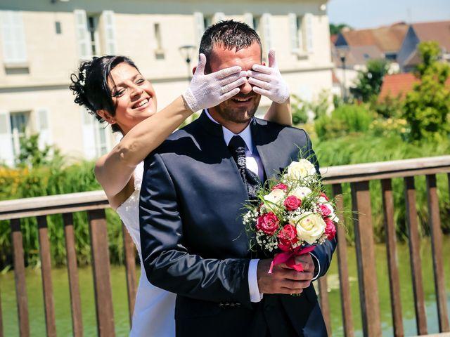 Le mariage de Magali et Cyril