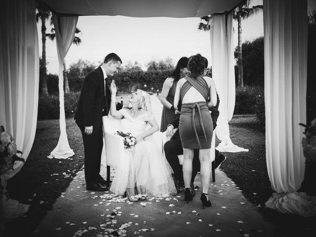 Le mariage de Romain et Claire à Saint-Étienne, Loire 43