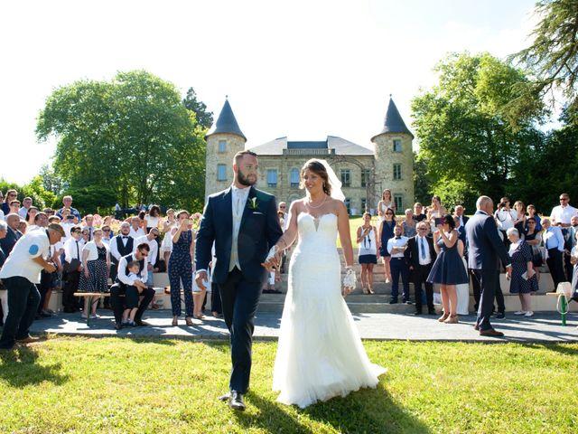 Le mariage de Valentin et Marion à Limoges, Haute-Vienne 15