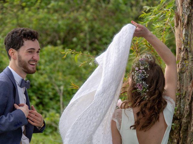 Le mariage de Valentin et Amélie à Pécy, Seine-et-Marne 1