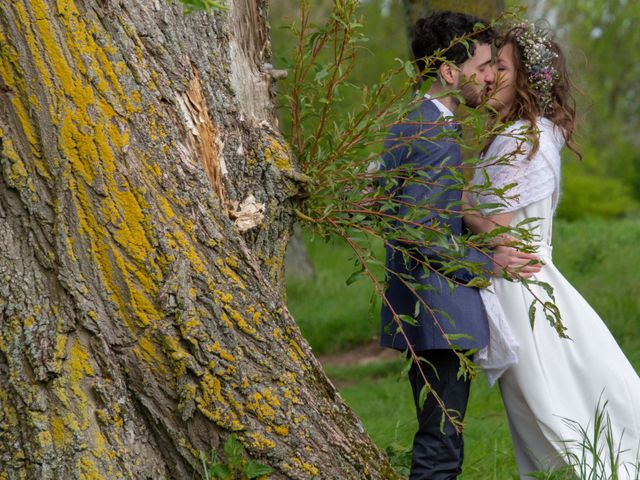 Le mariage de Amélie et Valentin