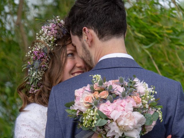 Le mariage de Valentin et Amélie à Pécy, Seine-et-Marne 50