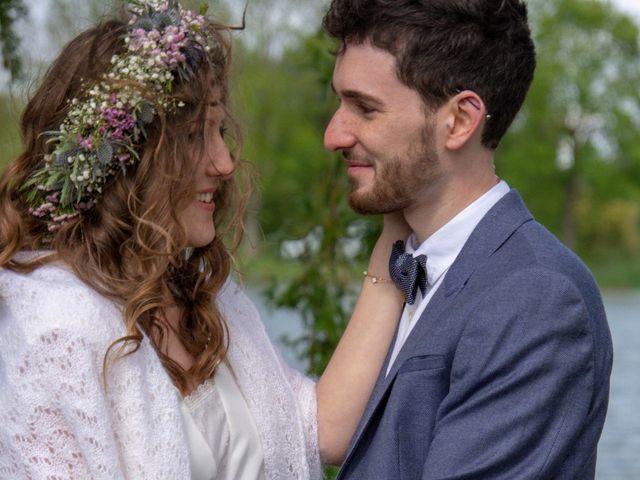 Le mariage de Valentin et Amélie à Pécy, Seine-et-Marne 52