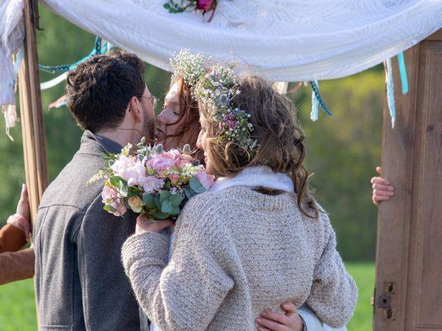 Le mariage de Valentin et Amélie à Pécy, Seine-et-Marne 72