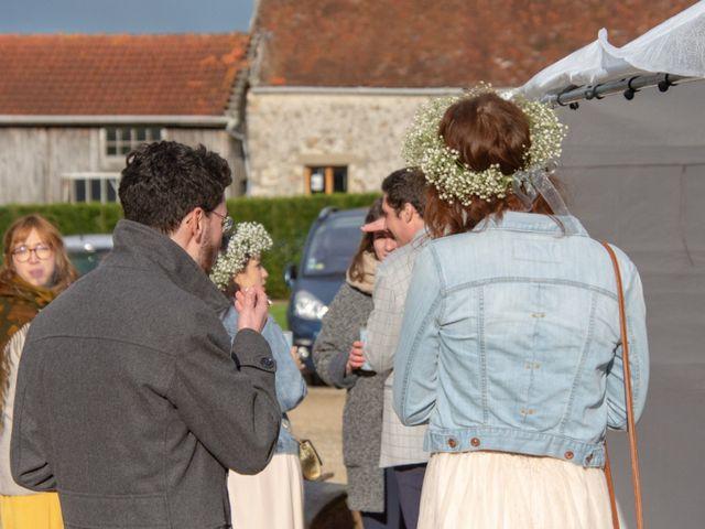 Le mariage de Valentin et Amélie à Pécy, Seine-et-Marne 110