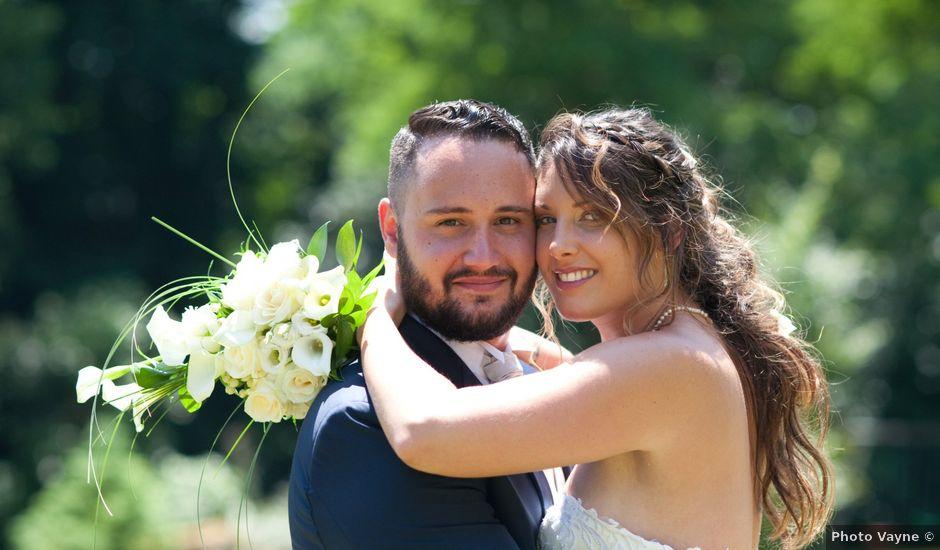 Le mariage de Valentin et Marion à Limoges, Haute-Vienne