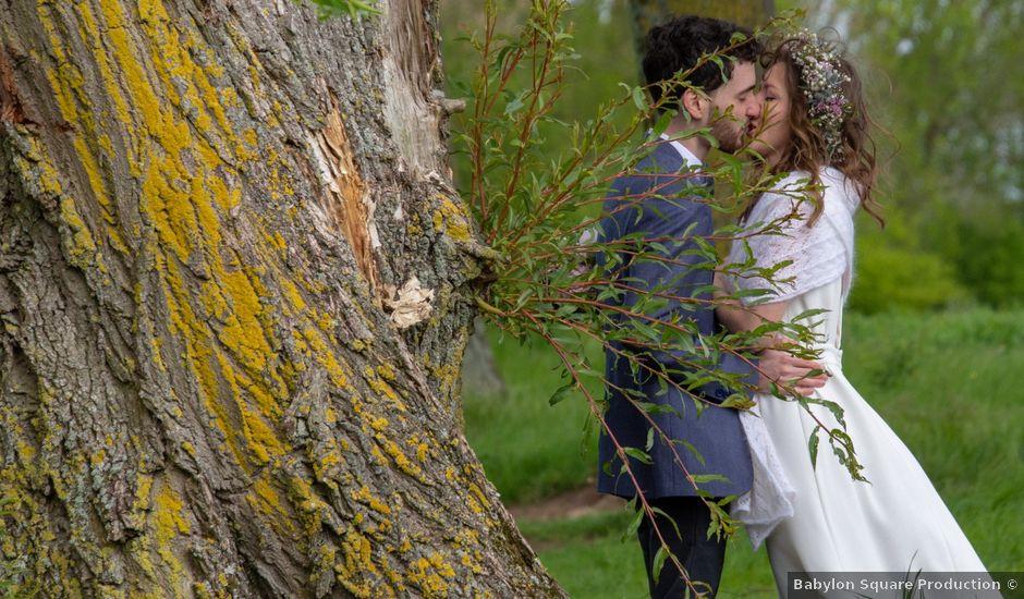 Le mariage de Valentin et Amélie à Pécy, Seine-et-Marne