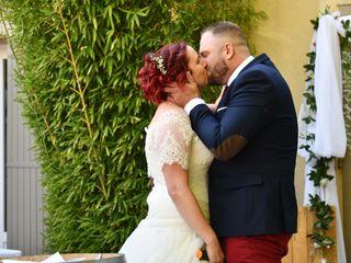 Le mariage de Cindy et Benjamin
