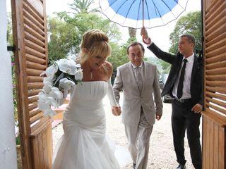 Le mariage de Aline et René 1