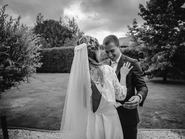 Le mariage de Adrien et Mélanie à Iffendic, Ille et Vilaine 1