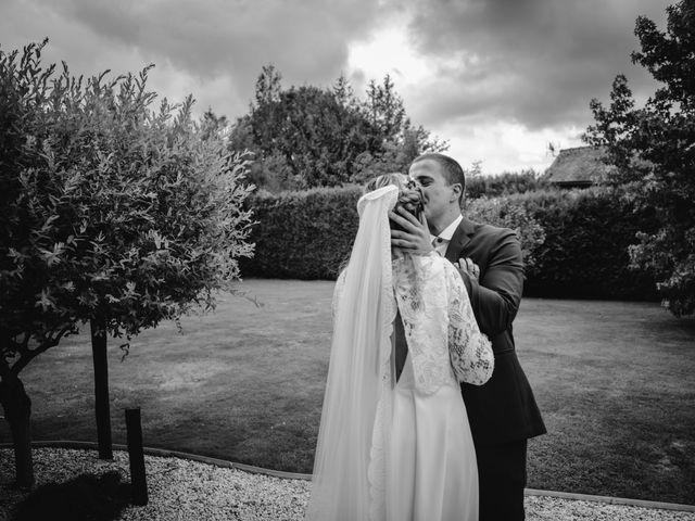 Le mariage de Adrien et Mélanie à Iffendic, Ille et Vilaine 2