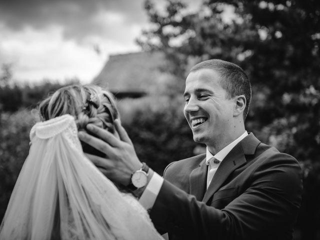 Le mariage de Adrien et Mélanie à Iffendic, Ille et Vilaine 3