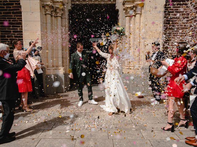 Le mariage de Adrien et Mélanie à Iffendic, Ille et Vilaine 4