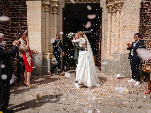Le mariage de Adrien et Mélanie à Iffendic, Ille et Vilaine 5