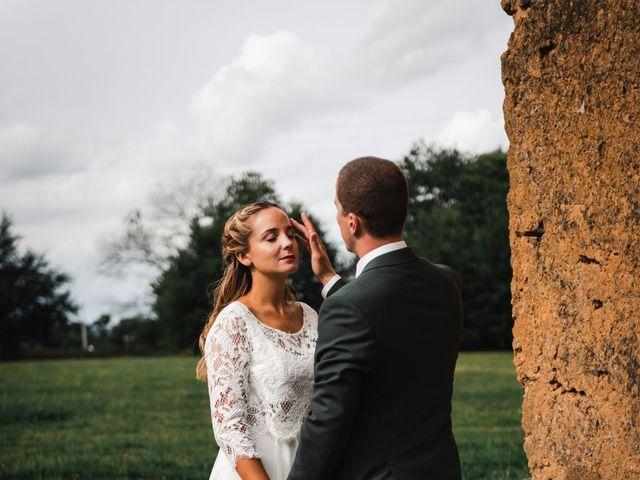 Le mariage de Adrien et Mélanie à Iffendic, Ille et Vilaine 6