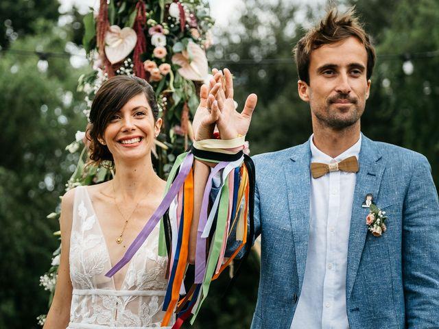 Le mariage de Pauline et Thibault