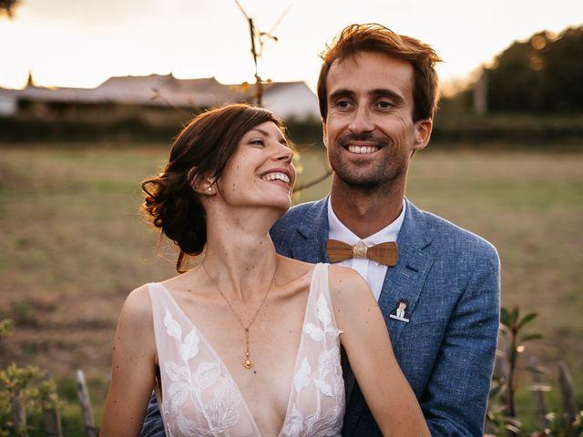 Le mariage de Thibault et Pauline à Saint-Nazaire, Loire Atlantique 1