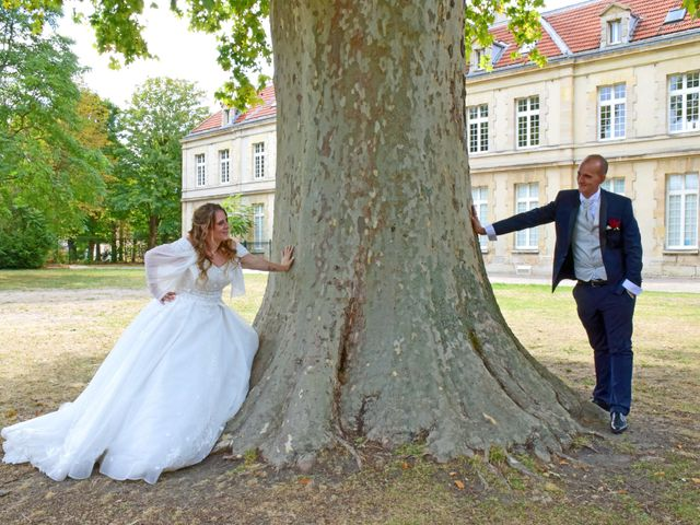 Le mariage de Kevin et Audrey à Drancy, Seine-Saint-Denis 9