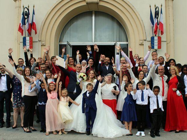 Le mariage de Kevin et Audrey à Drancy, Seine-Saint-Denis 17