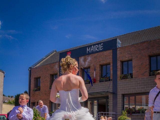 Le mariage de Laurent et Emilie à Monchecourt, Nord 57