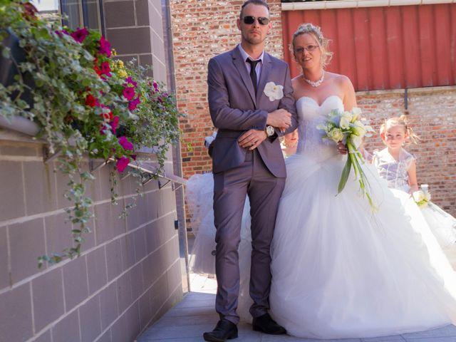 Le mariage de Laurent et Emilie à Monchecourt, Nord 61
