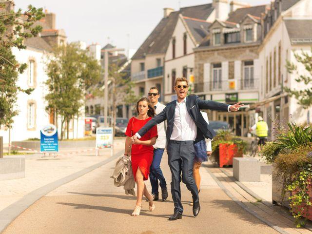 Le mariage de Jules et Wendy à Quiberon, Morbihan 3